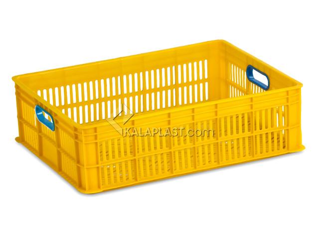 سبد صنعتی پلاستیکی کد 3580