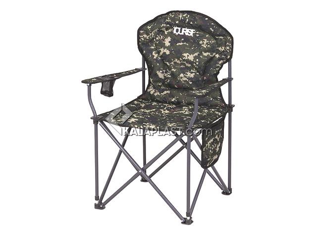 صندلی مسافرتی تاشو ضخیم توریست