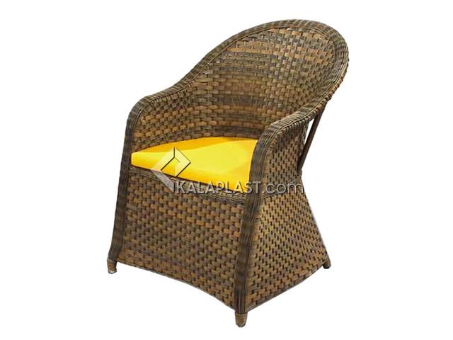 صندلی حصیربافت پاتریس