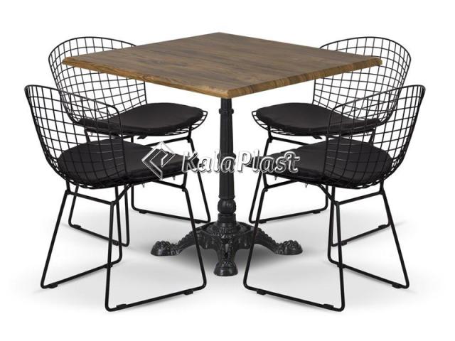ست میز و صندلی آنتیک برتویا