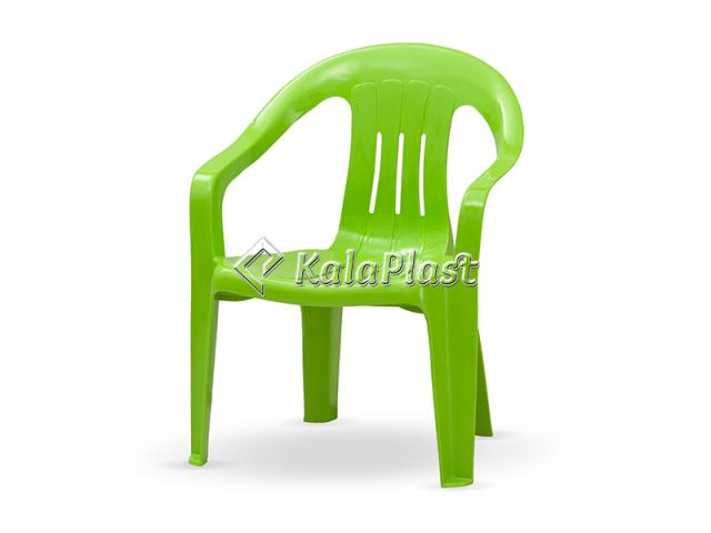 صندلی کودک دسته دار ملیکا کد 111