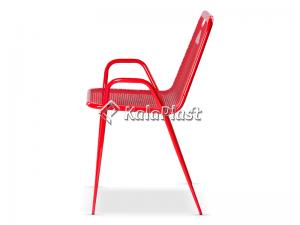 صندلی تمام فلزی نسیم مدل فول پانچ
