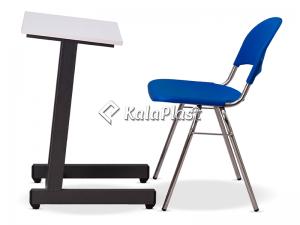 ست میز و صندلی آموزشی یک نفره