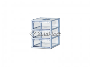 مینی فایل کشویی شفاف کد D