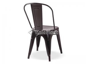 صندلی بدون دسته فلزی تولیکس کد N501