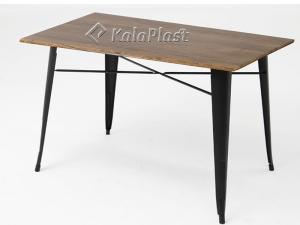 میز 6 نفره تولیکس با پایه فلزی