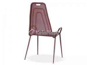 صندلی تمام فلزی نسیم مدل ناهارخوری