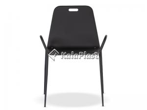 صندلی تمام فلزی نسیم مدل ساده