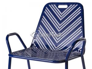 صندلی تمام فلزی نسیم مدل سون (7)
