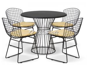 ست میز و صندلی برتویا