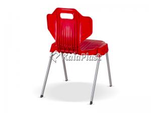 صندلی بدون دسته پایه فلزی کد 186