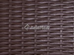 صندلی بدون دسته حصیری پلاستیکی بامبو کد 803