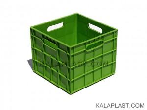 جعبه صنعتی پلاستیکی کد 4500
