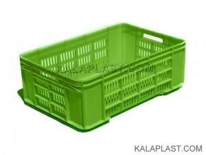 سبد صنعتی پلاستیکی کد 3425