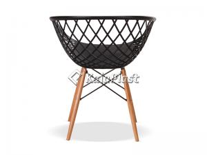 صندلی پایه چوبی سامانتا (Samantha)