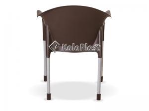 صندلی دسته دار با پایه فلزی کد 990
