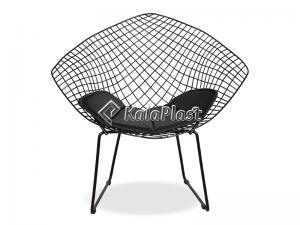 صندلی تمام فلزی دیاموند