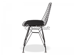 صندلی تمام فلزی پاپیتال