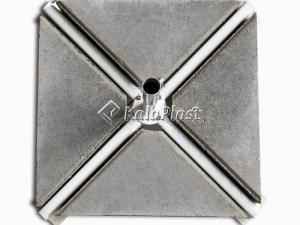 چتر آلومینیومی (رنگ کوره ای) هشت ضلعی قطر 3متر