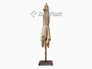 چتر مربع 3*3 با بدنه کاملا چوب