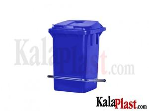 سطل پدالدار 60 لیتری با پدال فلزی آبی1.jpg