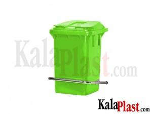 سطل پدالدار 60 لیتری با پدال فلزی سبز.jpg