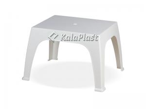 میز عسلی پلاستیکی یک تکه کد 830