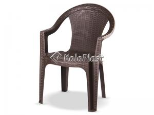 صندلی دسته دار حصیری کد 811
