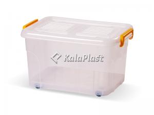 صندوق چرخدار کد 207 / شفاف