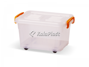 صندوق چرخدار کد 206 / شفاف