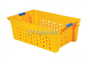 سبد صنعتی پلاستیکی کد 3600