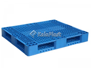 پالت پلاستیکی صنعتی کد 123