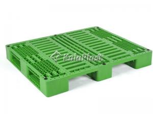 پالت پلاستیکی صنعتی کد 124