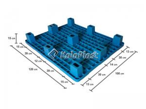 پالت بهداشتی HP1208-3R