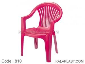 صندلی دسته دار طرح خطی 810