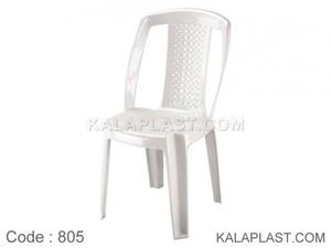 صندلی بدون دسته حصیری 805