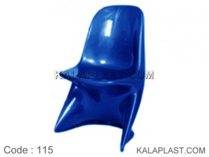 صندلی بدون دسته راما کد 115