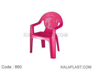 صندلی کودک دسته دار تام و جری 860
