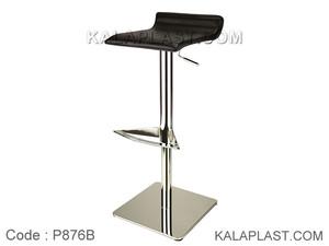 صندلی اپن جک دار X-treme با پایه مربع استیل