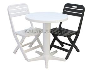 ست میز و صندلی 2 نفره کد S103