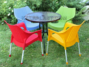 فروش انواع ست میز و صندلی در کالاپلاست