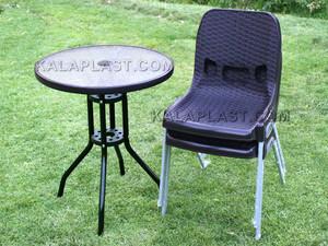 ست میز و صندلی 2 نفره کد S271