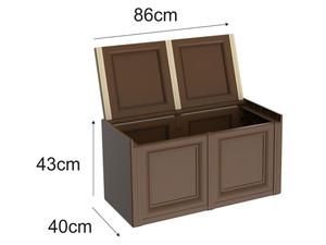 صندوق پلاستیکی 40×86 کد 1241