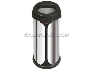 سطل دمپری سیگاری استیل NH 100