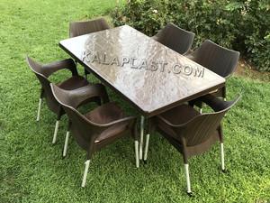 ست میز و صندلی 6 نفره دالیان کد S670.jpg