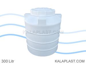 مخزن 300 لیتری عمودی طبرستان کد PT0101