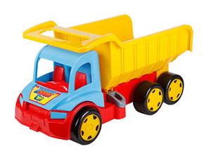 کامیون معدن 6 چرخ
