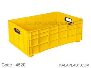 جعبه صنعتی پلاستیکی کد 4520