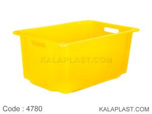 جعبه صنعتی پلاستیکی کد 4780