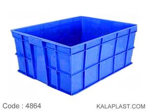 جعبه صنعتی پلاستیکی کد 4864